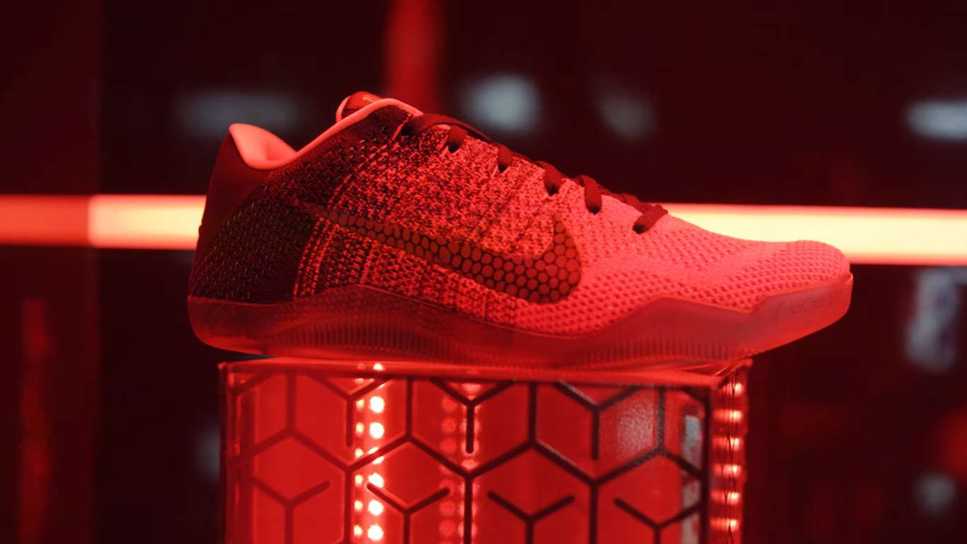 Nike Unveils Kobe Bryant's Final On Court Shoes [PHOTOS
