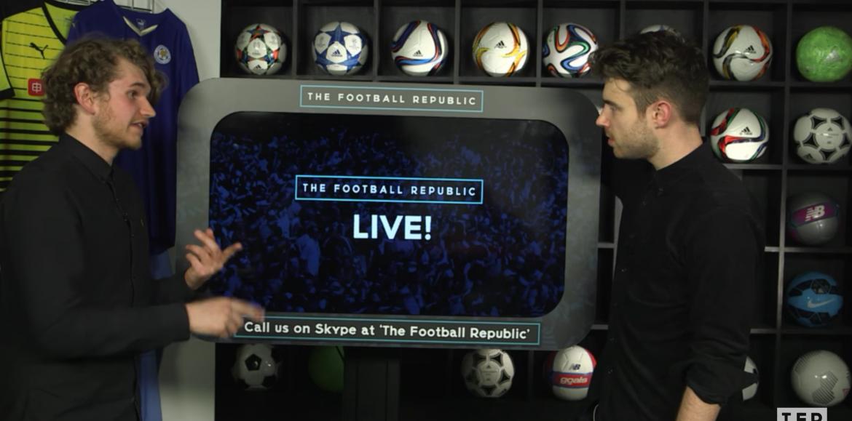 ShotglassMedia's NeilSmytheon The Football Republic and the buzz of Live Streaming