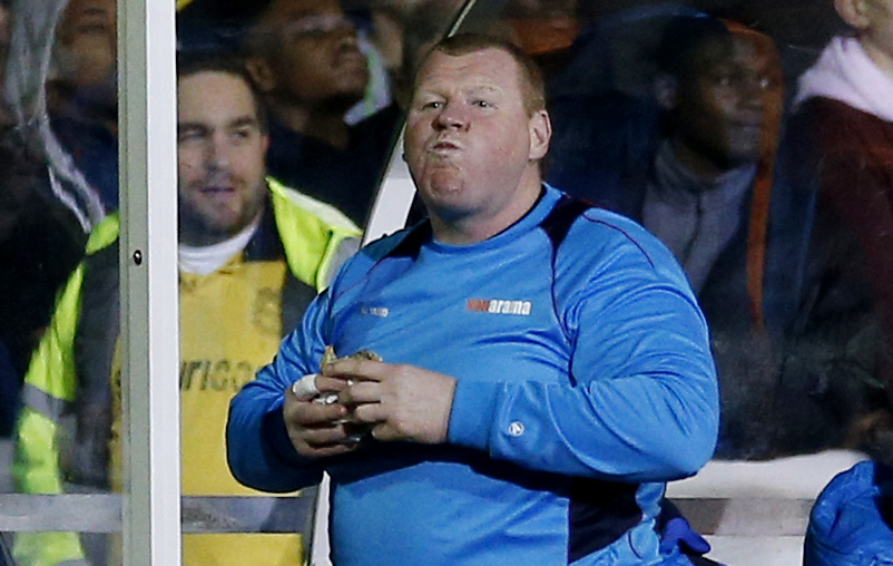 Wayne Shaw's Pie-eating antics a further warning to clubs about access to their players