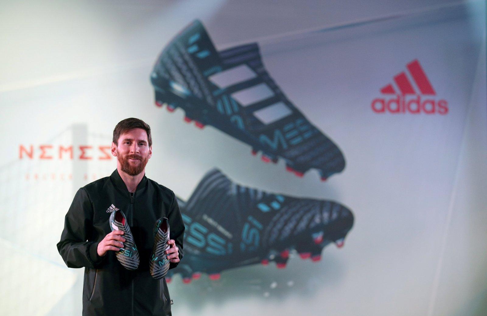 papelería Fácil de comprender eternamente  Lionel Messi's Adidas ad has a familiar link to last summer's football  madness   Digital Sport
